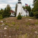 Old Presque Isle Lighthouse (Lake Huron)