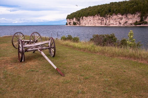 Fayette Historical Townsite - Fayette State Park (Lake...