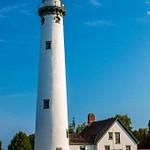 New Presque Isle Lighthouse (Lake Huron)