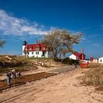 Point Betsie Lighthouse (Lake Michigan)