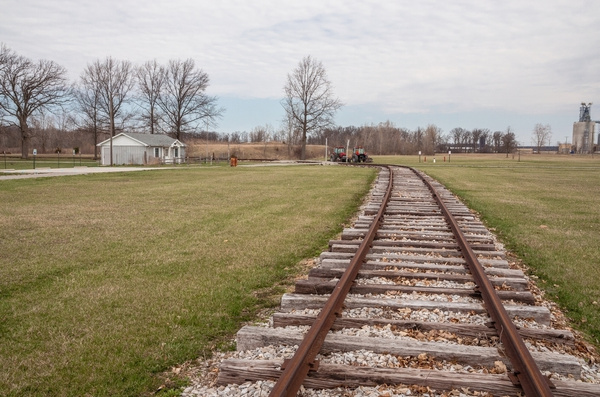 Auglaze Historical Village - Defiance, Ohio by...