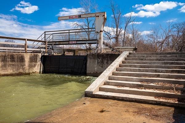 Mary Jane Thurston State Park & Dam - Grand Rapids, Ohio...
