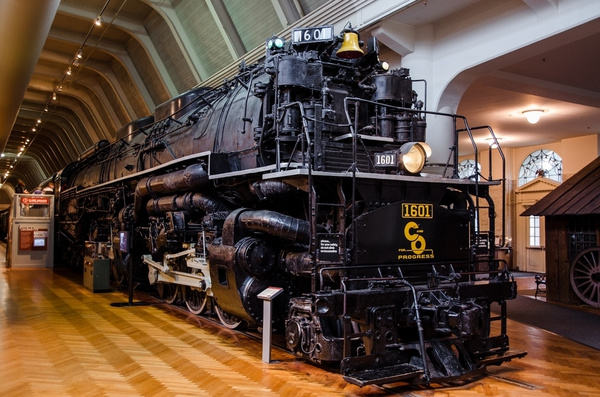 Henry Ford Museum Railroad Display April 2014 by...