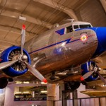 Henry Ford Museum Aircraft Display April 2014