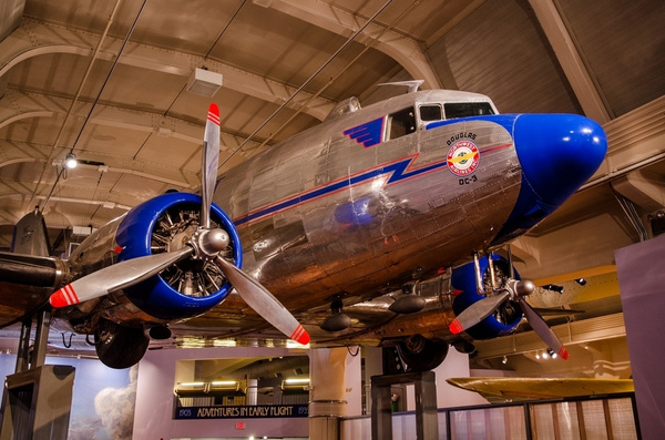 Henry Ford Museum Aircraft Display April 2014 by...