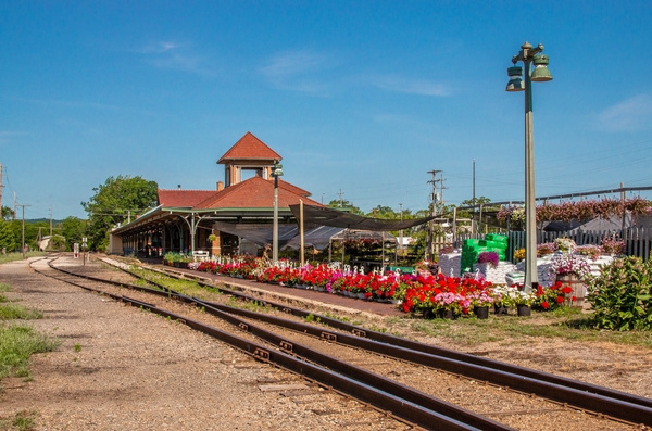 Traverse City Railroad Depot by SDNowakowski