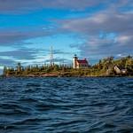 Upper Peninsula Pictures off Lake Superior