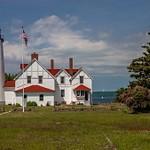 Point Iriquois Lighthouse-Lake Superior