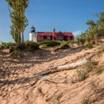 Point Betsie Lighthouse June 2014