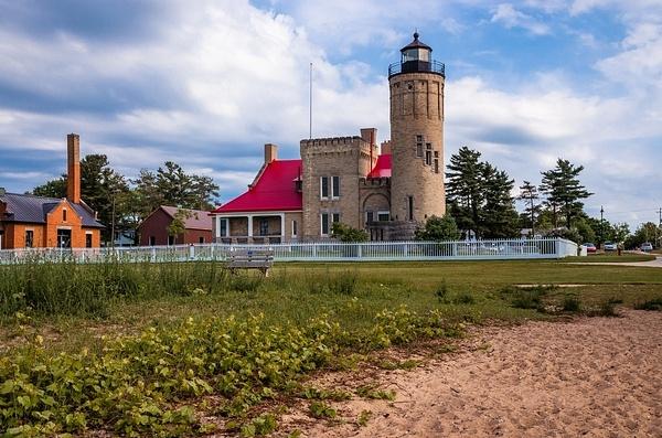 Old Mackinac Point Lighthouse by SDNowakowski