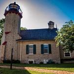 McGulpin Point Lighthouse - June 2014