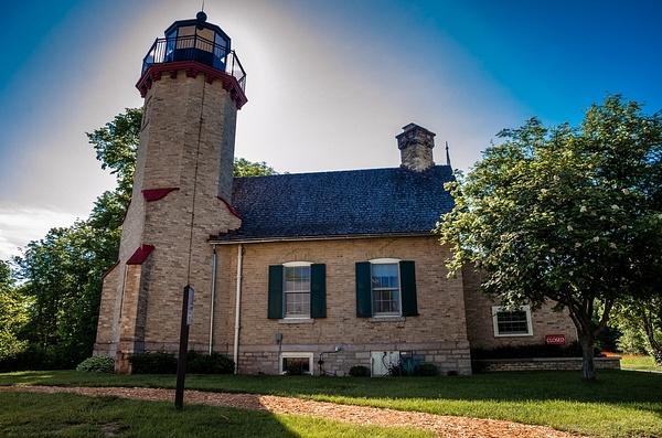 McGulpin Point Lighthouse - June 2014 by SDNowakowski