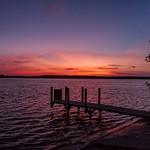 Green Lake Sunset Aug. 2014