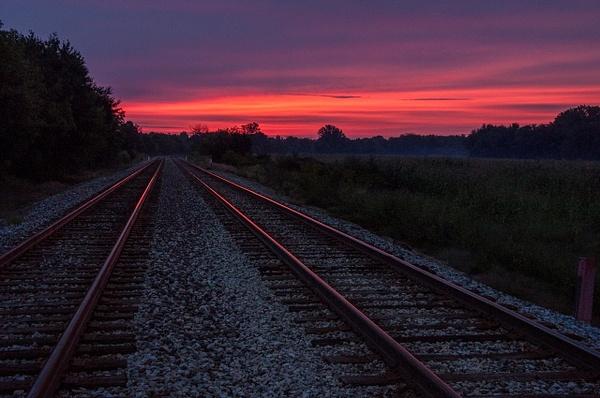 Hillsdale & Jonesville Railroad Depots by SDNowakowski