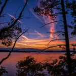Sunrise & Sunset @ Interlochen State Park