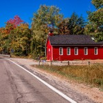Northern Michigan Fall Colors - October 2014