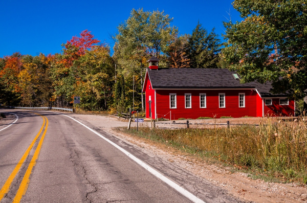 Northern Michigan Fall Colors - October 2014 by...