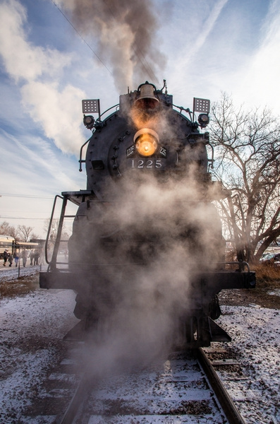 PM #1225 Steam Locomotive