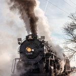 PM #1225 & The North Pole Express
