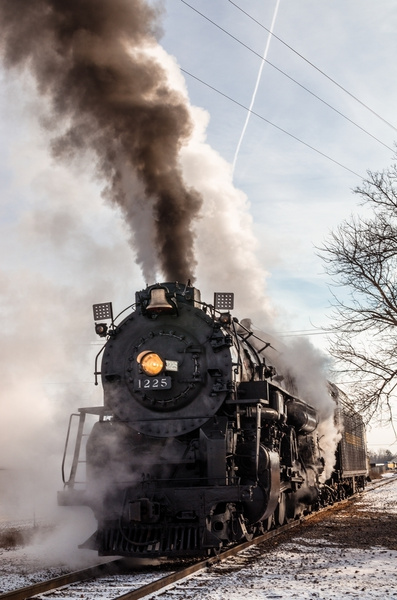 PM #1225 & The North Pole Express by SDNowakowski