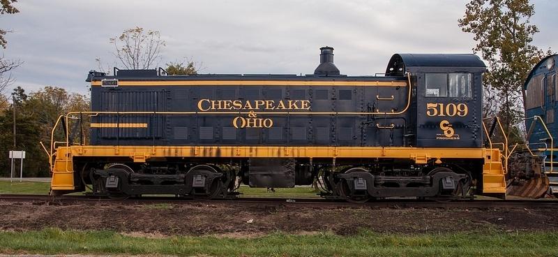 Toledo, Lake Erie & Western #5109