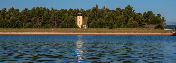 Bete Grise Lighthouse from 2013 by SDNowakowski