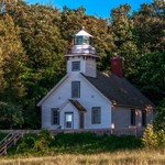 Old Mission Point Lighthouse from 2013