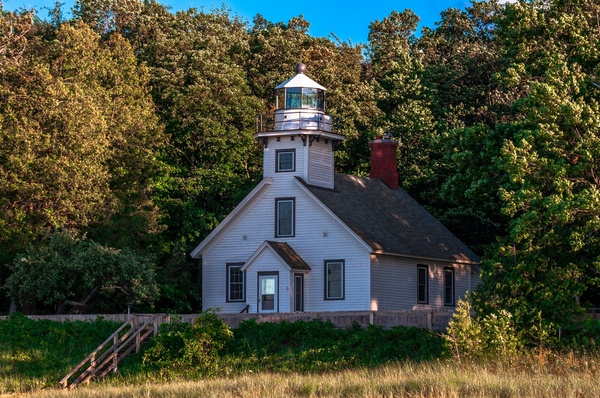 Old Mission Point Lighthouse from 2013 by SDNowakowski