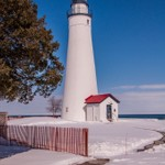 Fort Gratiot Lighthouse March 2015