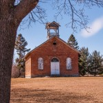Old Whiteford Twp. School House March 2015