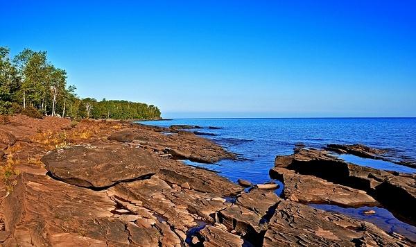Lake Michigan & Lake Superior Lighthouses by SDNowakowski