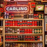 Carling Black Label Beer Can Collection