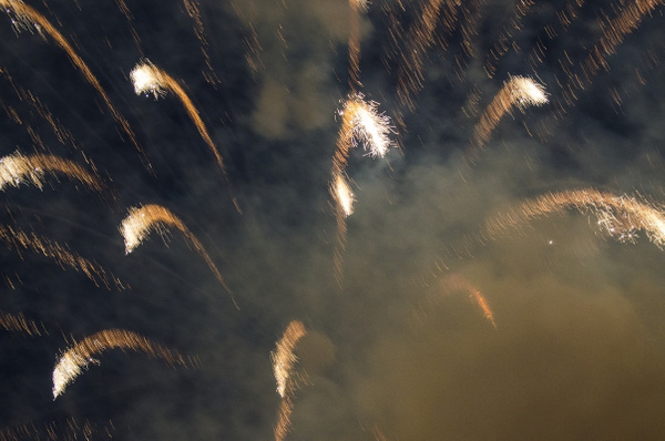Frankfort Michigan 4th of July Fireworks 2015 by...