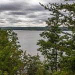 Hodenpyl Dam Pond & The Manistee River in Mesick, Michigan