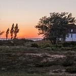 2015 Sunset @ Point Betsie Lighthouse from Lightroom