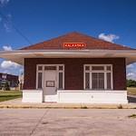 2015 Kalkaska Railroad Depot