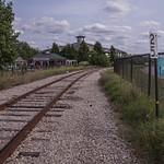 2015 Traverse City Railroad Depot in Traverse City, Michigan