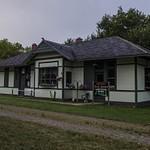 2015 Wolverine Railroad Depot in Wolverine, Michigan