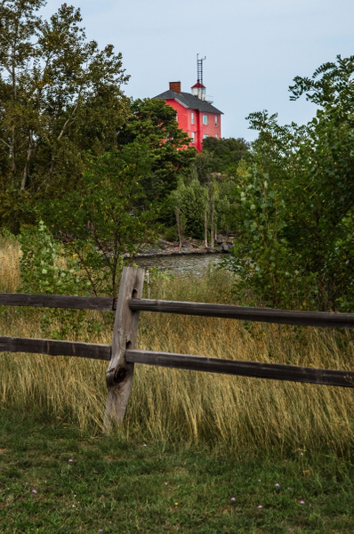 2015 Marquette Harbor Lighthouse in August 2015 by...
