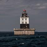 2015 Poe Reef Light in Lake Huron