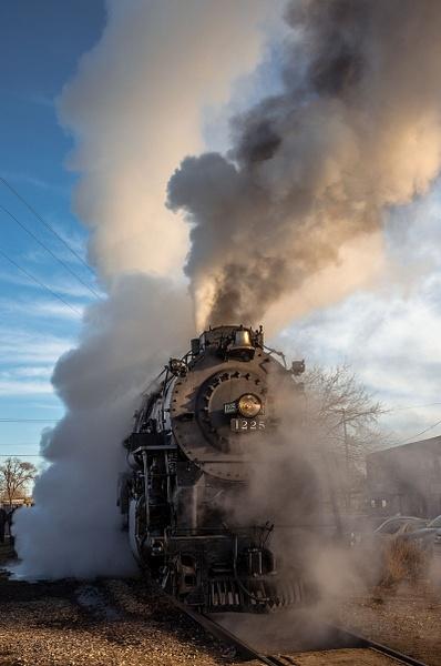 #1225 Steam Locomotive
