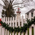 2015 Marblehead Lighthouse in December