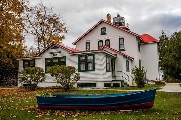 Grand Traverse Lighthouse by SDNowakowski
