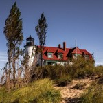 2015 Point Betsie Lighthouse in October