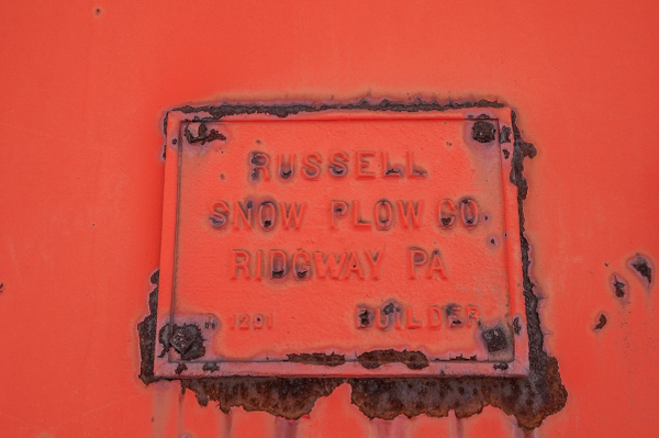 2016 Great Lakes Central Russell Snow Plow by...