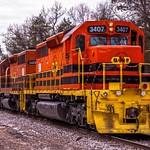 2016 Marquette Rail Locomotives Feb