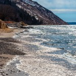 2016 Empire Beach - Early Spring Thaw - February