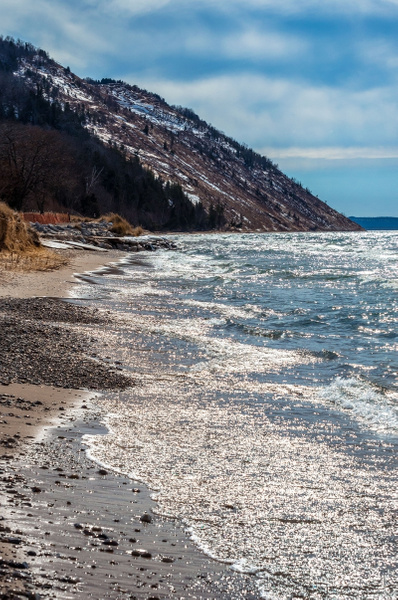 2016 Empire Beach - Early Spring Thaw - February by...