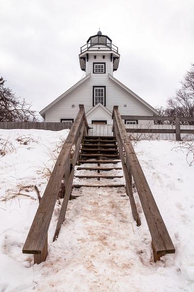 2016 Old Mission Point Lighthouse by SDNowakowski