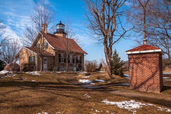 2016 Spring Thaw @ White River Light Station - March by...